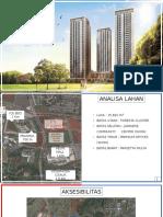 Branz BSD Apartment Profile