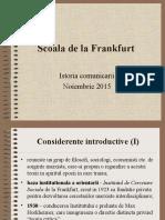 Sc. de La Frankfurt
