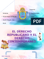 Derecho Publicano