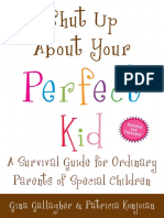 Shut Up About Your Perfect Kid by Gina Gallagher and Patricia Konjoian - Excerpt