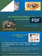 Manual Sobre Uso Adecuado de Los Medicamentos en La Comunidad