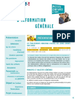 Document d Information Generale