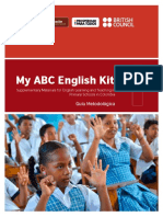 Guia Metodologica My ABC English Kit