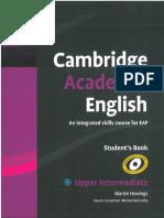 Cambridge Academic English Upper-Intermediate Student_s Book