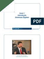 Aula 01 - Introdução Aos Sistemas Digitais.pdf