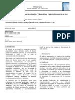 Articulo Espectrometria
