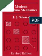Modern Quantum Mechanics (AW, 1994) Sakurai J.J.