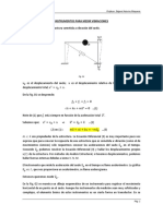 Dinámica de Estructuras