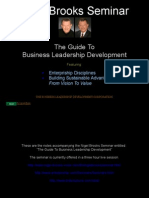 The Guide To Business Leadership Development