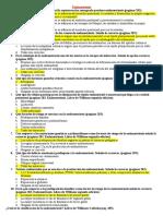 Cuestionario Ginecologia 2 Parcial