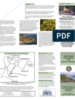 Point Dume State Beach Park Brochure