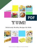 Yum for Kids