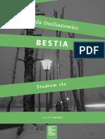 Bestia. Studium Zła - Magda Omilianowicz