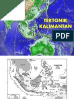 Tektonik Kalimantan