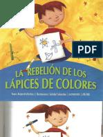 La Rebelion de Los Lapices de Colores
