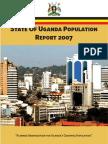 State of Uganda Population Report 2007