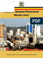 State of Uganda Population Report 2007