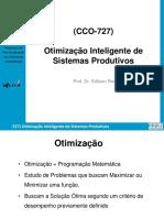 2Otimização Inteligente de Sistemas Produtivos (Introdução)