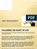 Wealth Academy Training-Debt Management