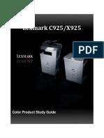C925 X925 Study Guide
