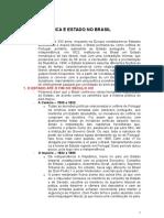 13 - Poder, Política e Estado No Brasil