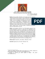 O livre-arbítrio e o mal em Santo Agostinho.pdf