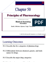 Chapter 50 Principles of Pharmacology