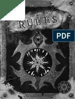 ChaosArena Rulebook