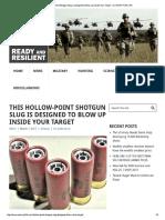 This Hollow-Point Shotgun Slug is Desig...Inside Your Target - U.S ARMY FOR LIFE.pdf