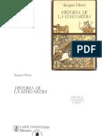 Jacques Heers - Historia de La Edad Media