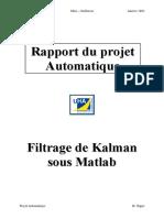 Projet Automatique DEA