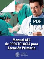 Manual AEC de proctologia para atención primaria