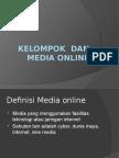 Kelompok Dan Media Online
