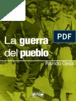 Fabricio Ojeda La Guerra Del Pueblo