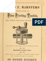 (1880) Fine Fishing Tackle for Fresh & Salt Water Fishing (Catalogue)