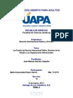 Tarea 2-Las Fuentes Del Derecho Internacional Publico