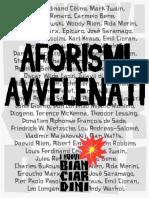 A.v. - Aforismi Avvelenati