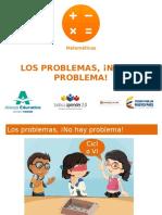 Protocolo Matematicas Resolución de Problemas