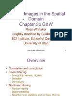 Spatial Filtering GG