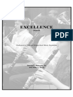 Excellence March Parts