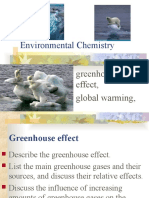 Environmental Chemistry Greenhouse Effect-KIMIA DASAR