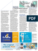 Pharmacy Daily for Mon 20 Mar 2017 - $30m Yasmin patent payout, SHPA transparency call, MyDNA reveals dairy intolerance at APP, Weekly Comment and much more