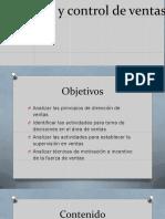 Direccion y Control Ventas