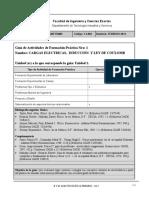 Electricidad y magnetismo-  Guia de ejercicios 1 Electrostatica Uade Feb 2014