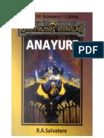 R.A.Salvatore - Kara Elf 1 - Anayurt