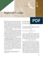 Ch 04 Biophysical Principles