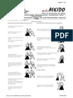 Aikido Tecnicas