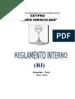 Reglamento Interno 2015 arreglado. HASTA PAGINA 60.docx
