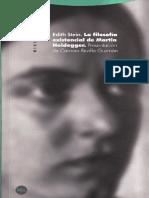 Filosofia de Heidegger.pdf
