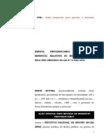 11.1- Pet. inicial - Revisão - Reajuste do menor e maior valor-teto pelo INPC previsto na lei 6.708 de 1979.doc